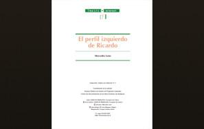 """""""El Perfil Izquierdo de Ricardo"""" – Junta de Andalucía"""