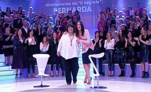 Entrevista Mercedes León en Verissimo